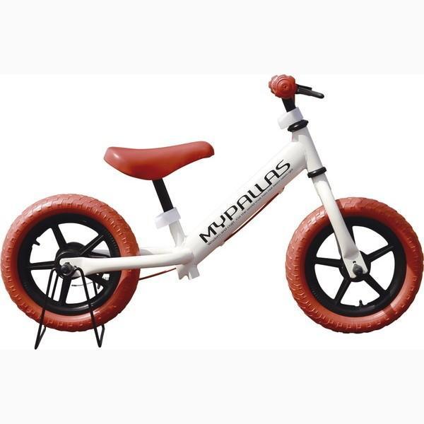 子供用ペダルなし自転車 ちゃりんこマスター レッド MC-01 RD 代引不可