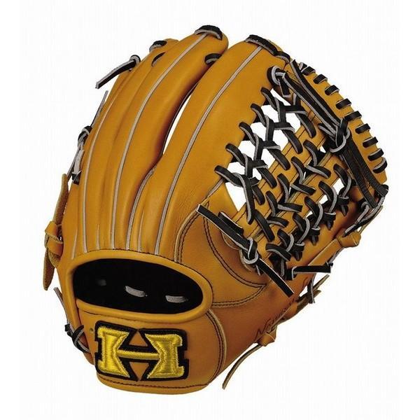 ハイゴールド Hi-Gold OKG-6025 己極 三塁手 オールラウンド 軟式 グラブ ナチュラル 野球 グローブ ベースボール 左投げ 野球用品