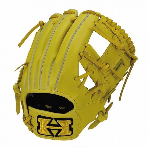 【オンラインショップ】 ハイゴールド Hi-Gold KKG-7514 野球用品 軟式グラブ Hi-Gold 心極シリーズ 二塁手・遊撃手用 ハイゴールド LH Nイエロー 野球用品, サイクルショップPONY:8d35e924 --- airmodconsu.dominiotemporario.com