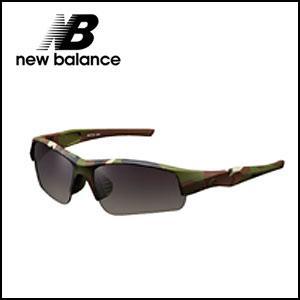 newbalance ニューバランス スポーツサングラス nb08032 c-2p 木目調