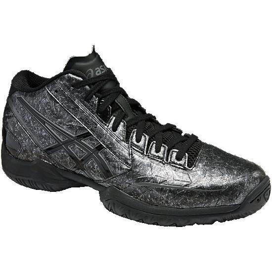 アシックス バスケットボール GELBURST RS 3 Z ゲルバースト TBF328 ブラック×ブラック 9090