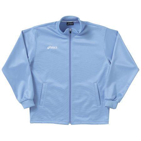 アシックス asics ジャムジー asジャケット xat170 カラー:サツクス 41 training suit ウェア