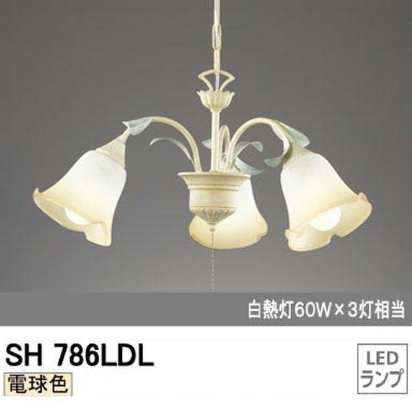 オーデリック シャンデリア SH786LDL