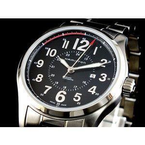 【おしゃれ】 ハミルトン HAMILTON 腕時計 カーキフィールド H70365133, sanada c4e65ad6