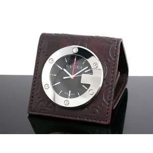 数量限定セール  gucci グッチ グッチ 置時計 yc200002 トラベルクロック gucci yc200002, ヒメジシ:451c3a4b --- airmodconsu.dominiotemporario.com