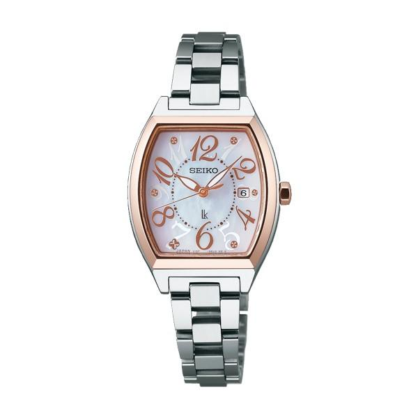 【35%OFF】 セイコー SEIKO ルキア LUKIA LUKIA 腕時計 ソーラー レディース 腕時計 ルキア SSVN026 国内正規, AGコーポレーション:be2b96aa --- airmodconsu.dominiotemporario.com