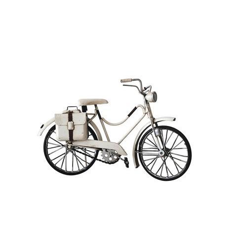 塩川光明堂 ブリキのおもちゃ ハンドメイド B-自転車02 ブリキ おもちゃ プレゼント 代引不可