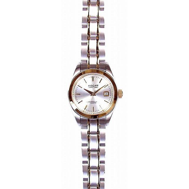 逆輸入 【ROGAR】ローガル レディース腕時計 RO-064LC-B 10気圧防水(日本製) /10点入り(き), エフワン仙台泉大沢 afe002a9