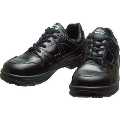 シモン 安全靴 短靴 8611黒 26.0cm 8611BK-26.0 安全靴・作業靴・安全靴