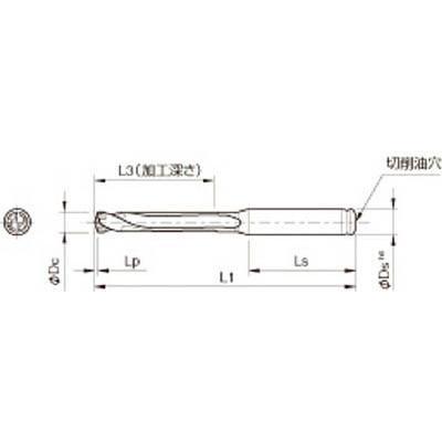 京セラ ドリル用ホルダ SS12-DRC105M-5 SS12-DRC105M-5 SS12-DRC105M-5 旋削・フライス加工工具・ホルダー 264