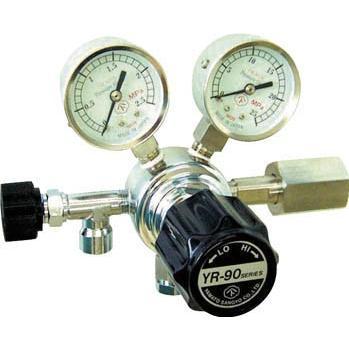 分析機用圧力調整器 YR−90S YR90STRC11 溶接用品・ガス調整器 代引不可