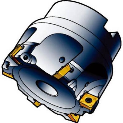 サンドビック コロミル490カッター A490-100J31.75-14L 旋削・フライス加工工具・ホルダー 代引不可