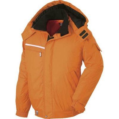 ジーベック 582582防水防寒ブルゾン オレンジ LL 58282LL