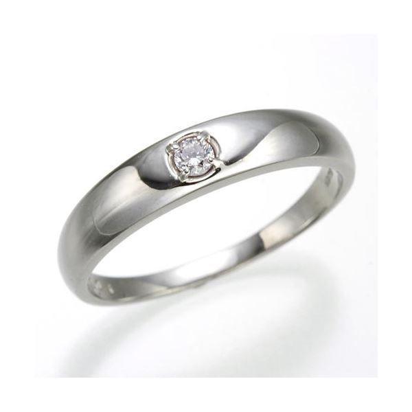 【ネット限定】 0.05ctピンクダイヤリング 指輪 ストレート 21号, かぎの蔵屋 b168427e