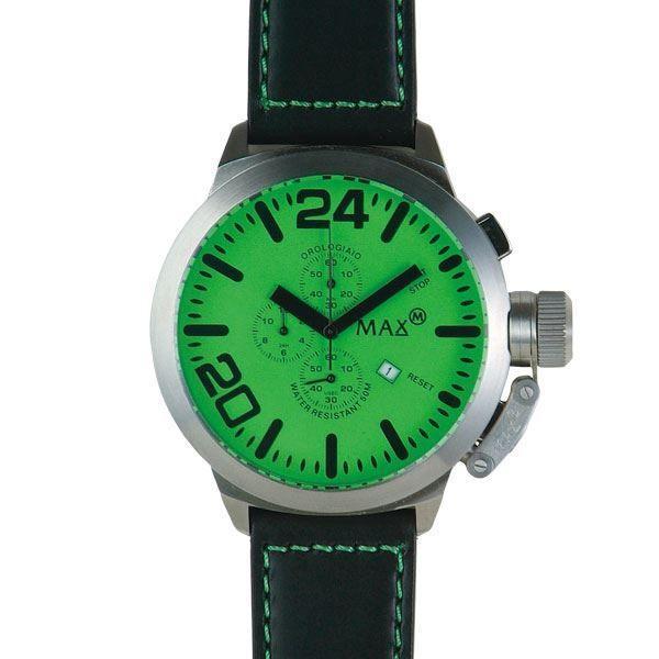 【福袋セール】 MAX XL WATCHES(マックスエックスエルウォッチ) 5-MAX 321 52mm Big Face 蛍光文字盤腕時計, 川西市 daa1d71f