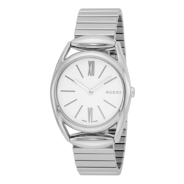 【希少!!】 GUCCI グッチ YA140405 ブランド 時計 腕時計 レディース 誕生日 プレゼント ギフト カップル, EIKOH STORE エイコウストア f7984481