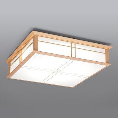 日立 LEDシーリングライト ~8畳 高級和風木枠タイプ 電球色~昼光色 連続調色・連続調光機能付き 連続調色・連続調光機能付き LEC-CH800CJ