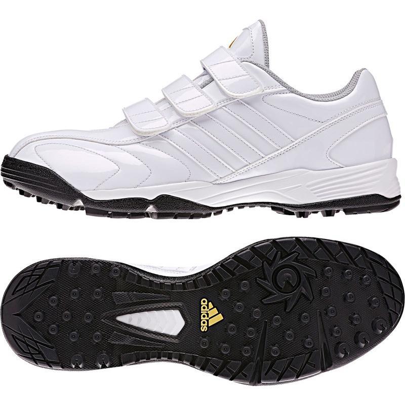 adidas アディダス adiPURE トレーナー2 S85354 クリスタルホワイト/クリスタルホワイト/ゴールドメット サイズ250