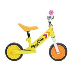 マイパラス子供用自転車 RA-RB01 ロディ・バイク(ペダルなし自転車6.5インチ) イエロー