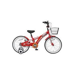 レイチェル RAYCHELL 幼児 自転車 KS-18R-RD レッド