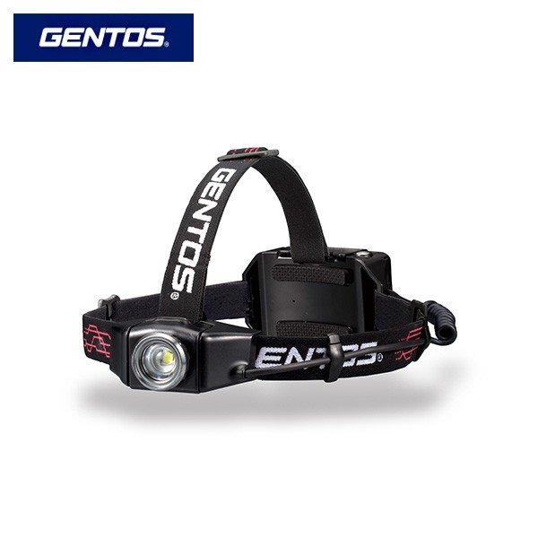 GENTOS ジェントス LEDヘッドライト GH-003RG|rcmdsp