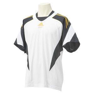 adidas(アディダス) WD606 adidas Professional Tシャツ 半袖 F44302 ホワイト S