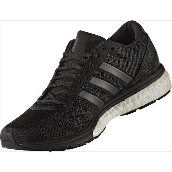 adidas アディダス adizero Boston boost 2 W BB3759 カラー コアブラック×コアブラック×コアブラック サイズ 265
