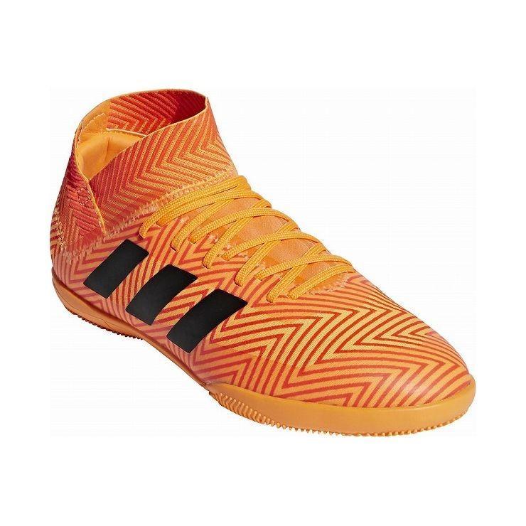 アディダス フットボールシューズ 19.0cm adidas ネメシス タンゴ 18.3 IN J スパイク サッカー インドア用 室内用 DB2373