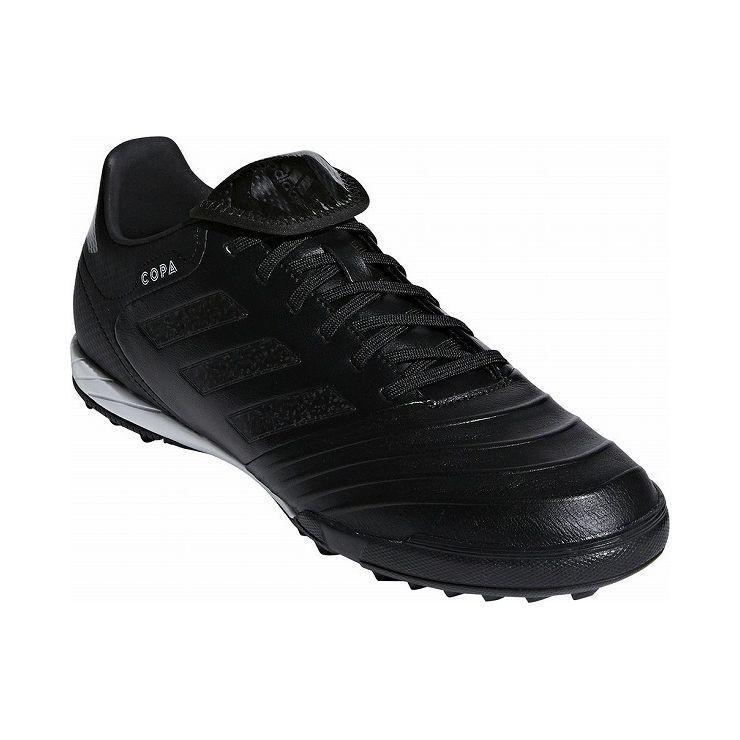 アディダス フットボールシューズ 31.5cm コパ タンゴ 18.3 TF コアブラック×ランニングホワイト×コアブラック DB2414