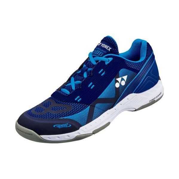 YONEX テニスシューズ POWER CUSHION 506 パワークッション506 カーペットコート用 カラー ブルー×ネイビー サイズ 23