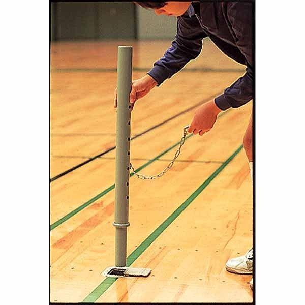 モルテン Molten ソフトバレーボール室内用補助支柱セット BMSETSTN|rcmdsp|04