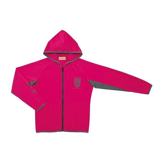 GOSEN ゴーセン ニットソフトジャケット UW1401 カラー ルビーレッド サイズ S