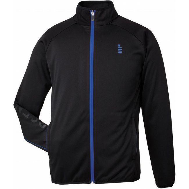 GOSEN ゴーセン ニットジャケット W1500 カラー ネオンブルー サイズ M