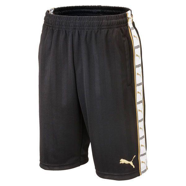 PUMA(プーマ) サッカー トレーニングハーフパンツ 902397 05黒-WHIT
