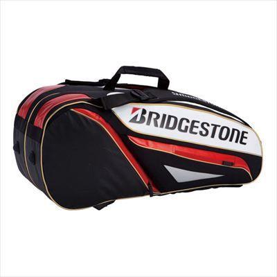 BridgeStone ブリジストン ラケットバッグ6 TRB212 ブラック