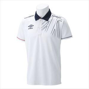 アンブロ umbro サッカー ボーブンS/Sシャツ UCS7473 WHT