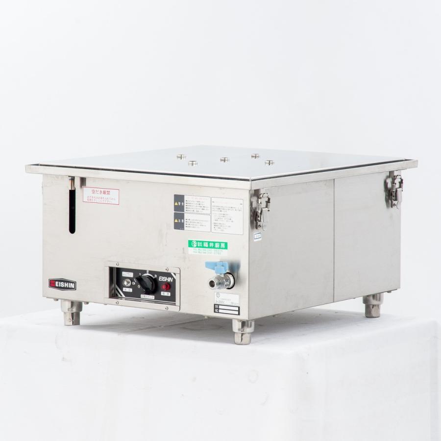 中古/エイシン電器/蒸し器/業務用/電気式/M−22/