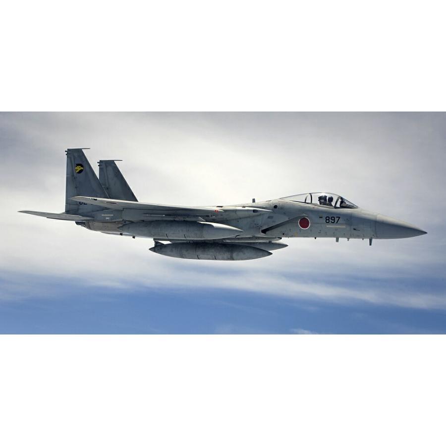 絵画風 壁紙ポスター 航空自衛隊 戦闘機 F 15j イーグル Jasdf 空自