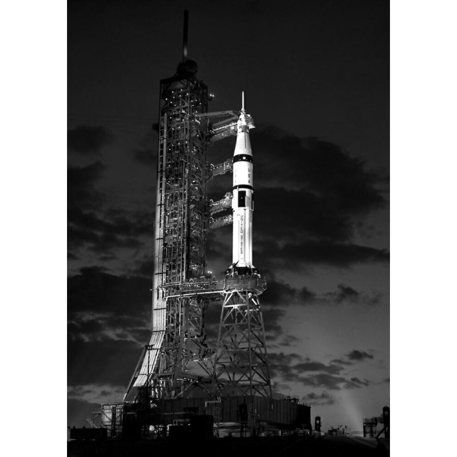 絵画風 壁紙ポスター アポロ7号 サターン1b As 5 ロケット 1968年 アポロ宇宙船初の有人飛行 Nasa モノクロ キャラクロ Nas 015am2 版 4mm 594mm Nas 015am2 レアルインターショップ 通販 Yahoo ショッピング
