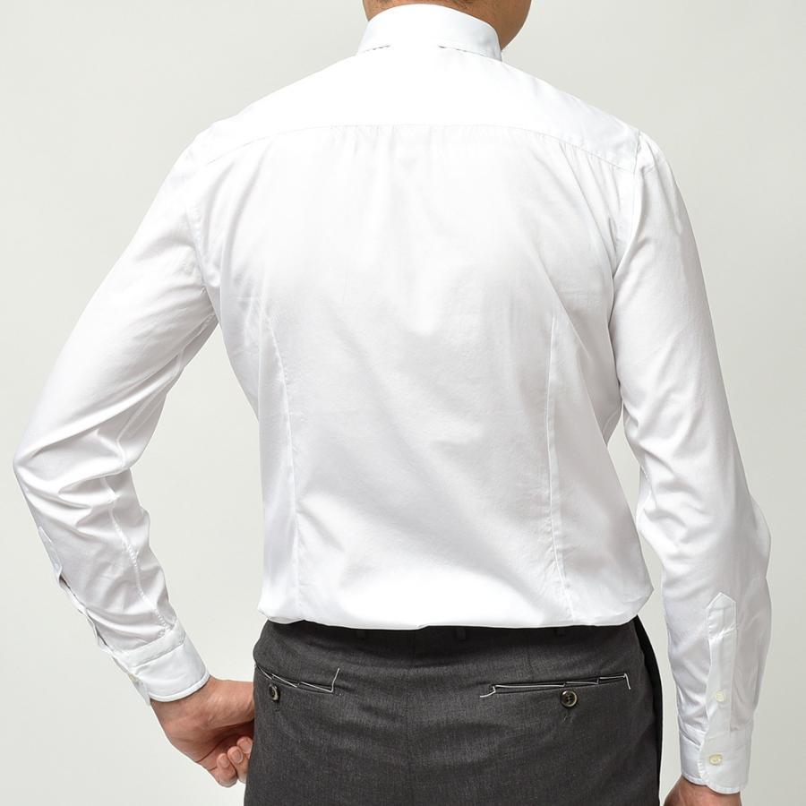 STILE LATINO スティレ ラティーノ コットン ブロード セミワイドカラー ドレスシャツ|realclothing|09