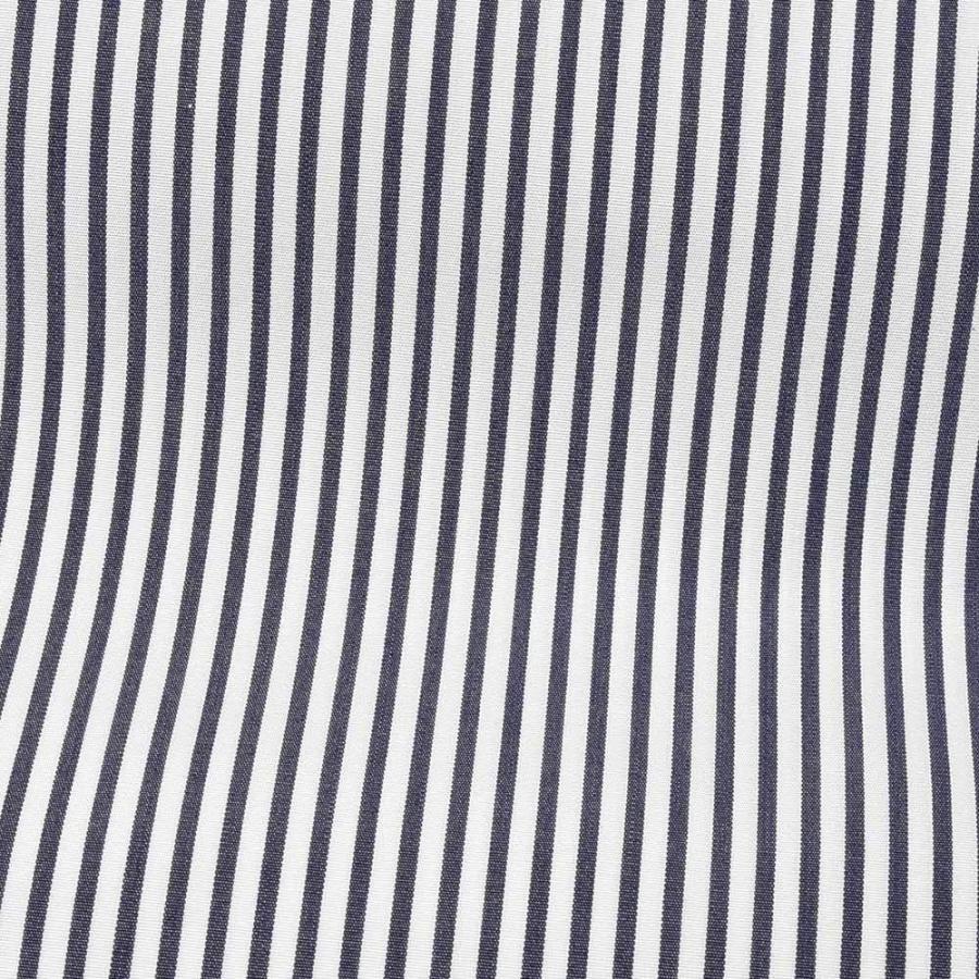 STILE LATINO スティレ ラティーノ コットン ブロード ストライプ セミワイドカラー ドレスシャツ|realclothing|09