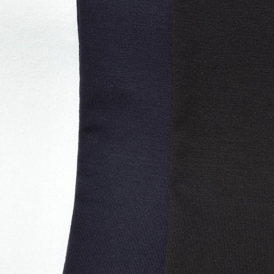 PHIL PETTER フィルペター レーヨン ストレッチ ショートスリーブ クルーネック カットソー|realclothing|11