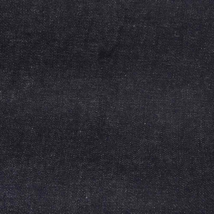 BERNARD ZINS ベルナール ザンス BAC コットン ストレッチ デニム 2インプリーツ ワイドパンツ|realclothing|10