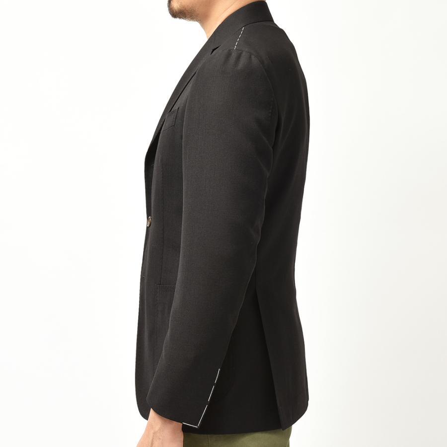 STILE LATINO スティレ ラティーノ ウール ホップサック シングル3Bジャケット VINCENZO|realclothing|05