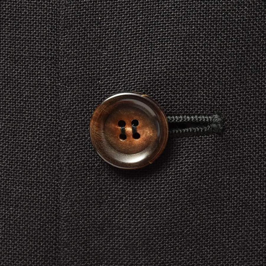 STILE LATINO スティレ ラティーノ ウール ホップサック シングル3Bジャケット VINCENZO realclothing 08