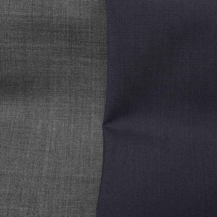giab's ARCHIVIO ジャブスアルキヴィオ STROZZI ニューテクノウール ストレッチ セットアップ対応 シングル2Bジャケット realclothing 12