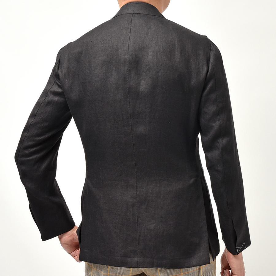 TITO ALLEGRETTO ティト アレグレット リネン ツイル ダブル6Bジャケット realclothing 04