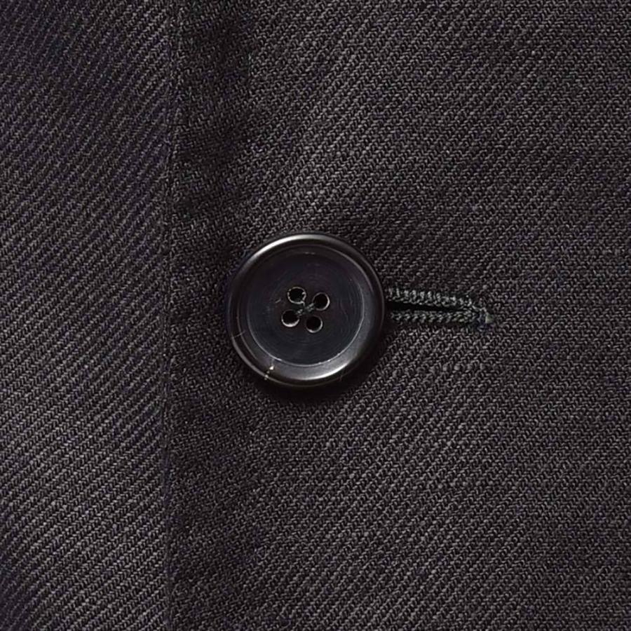 TITO ALLEGRETTO ティト アレグレット リネン ツイル ダブル6Bジャケット realclothing 08