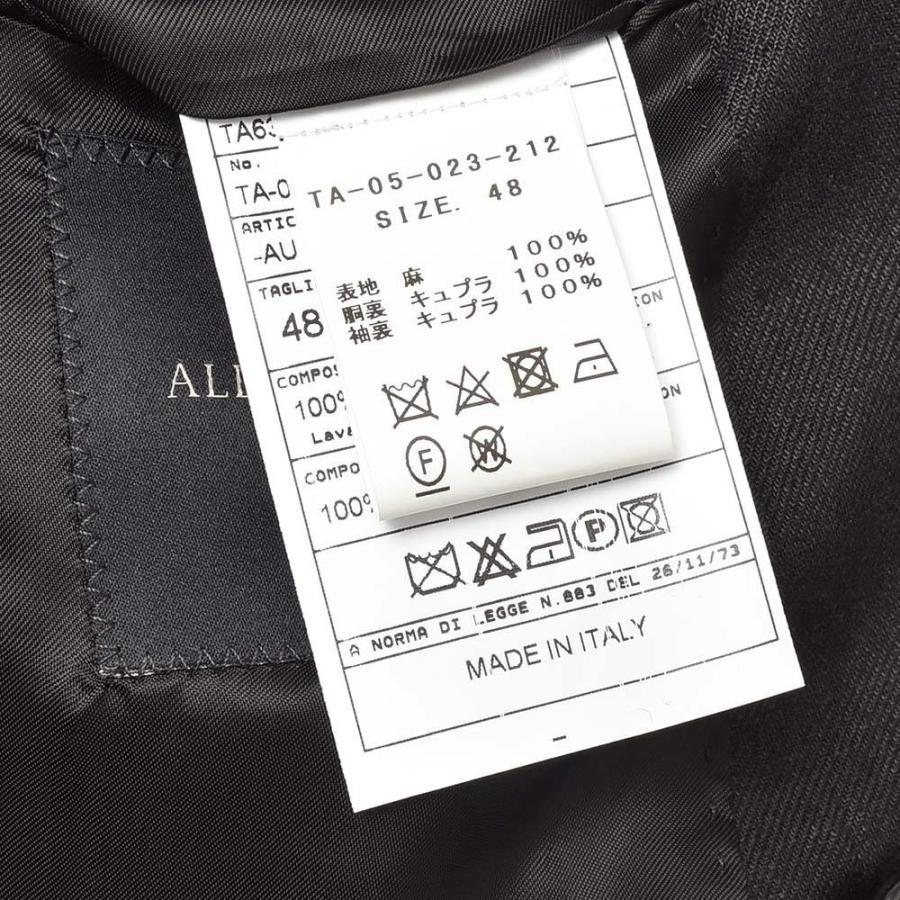 TITO ALLEGRETTO ティト アレグレット リネン ツイル ダブル6Bジャケット realclothing 10