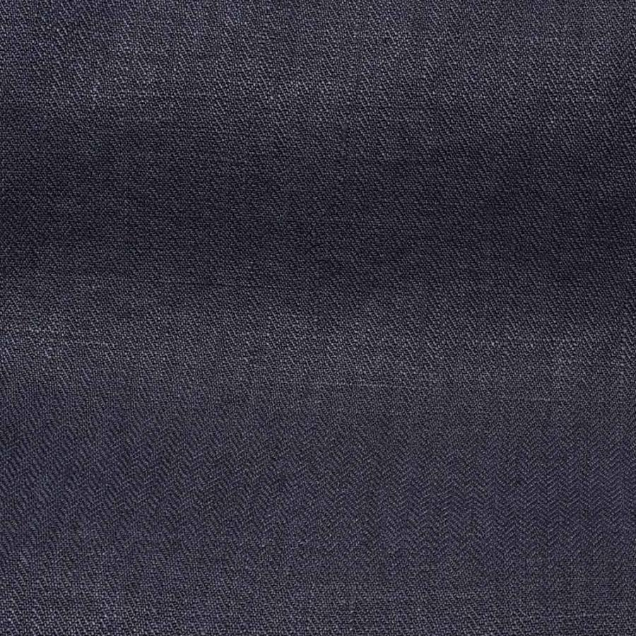 Paul Stuart ポールスチュアート リネン ヘリンボーン セットアップ対応 アンコン仕立て シングル2Bジャケット|realclothing|11